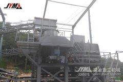 安徽池州精品机制砂生产线
